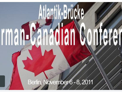 Video: German Canadian Conference