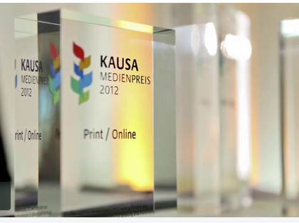 Video: Winners of Kausa Media Award