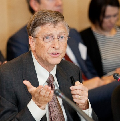 Eventphotography Berlin: Bill Gates