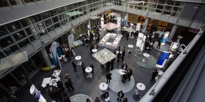 Event photography Berlin: Kongress Electromobility