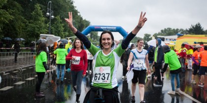 Berlin Marathon for KfW