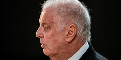 Eventphotography Berlin: Press Conference Daniel Barenboim