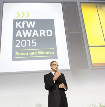 Event photography Berlin: KFW-Award