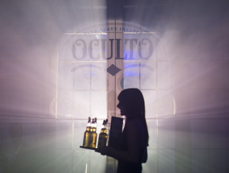 Eventphotography Munich: Occulto beer presentation