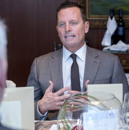 Event: Ambassador Richard Grenell